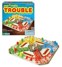 Classic Trouble Board Game Family Fun! - $29.99