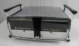 Vintage Signature Small Oven Bake 'n Roast Broil 'n Toast Electric 10 1/... - £7.51 GBP