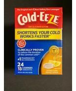 Cold Eeze Zinc 24 Lozenges Honey Lemon - $27.50