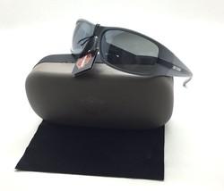 Harley-Davidson Men's Striped H-D Sunglasses, Matte Gray Frame & Smoke G... - $29.97