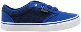 Vans Atwood True Blue/White F17 C&L VN0A349POMI Men's Size 4.5 - $50.00