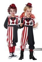 California Costumes Kreepy Klown Creepy Clown Toddlers Halloween Costume... - $28.32+
