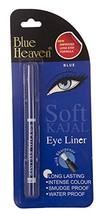 Blue Heaven Soft Kajal Eyeliner, Blue, 0.31g - $8.55
