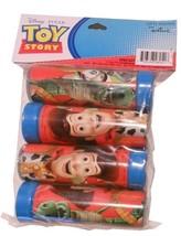 Hallmark Toy Story Kaleidoscope Fun 4-Pack Birthday Party Favors Kids Wo... - $7.05
