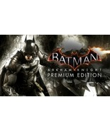 Batman Arkham Knight Premium Edition PC Steam Key NEW Download Fast Regi... - $15.19