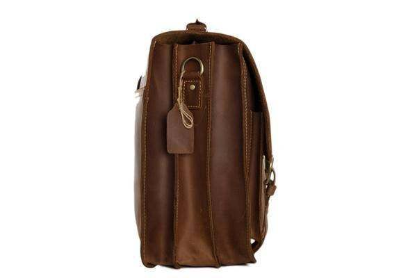 On Sale,  Leather Travel Bag, Leather Duffle Bag, Leather Backpack image 3