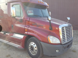 2012 Freightliner Cascadia 125 For Sale in Ottawa, Illinois 61350 image 2