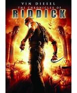 Chronicles of Riddick (DVD, 2004, Full Frame) - $1.95