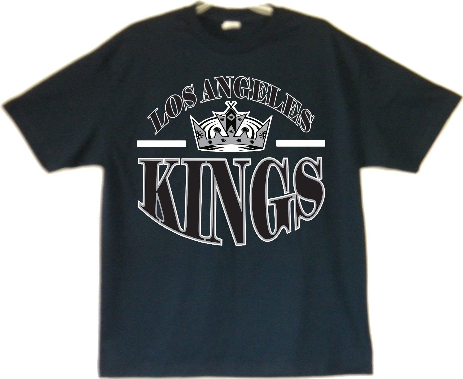Primary image for Los Angeles Kings Men's T-Shirt Black (S / M / L / XL) 2XL / 3XL