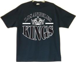 Los Angeles Kings Men's T-Shirt Black (S / M / L / XL) 2XL / 3XL - $20.78+