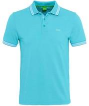 Hugo Boss Men's Regular Fit Paddy Pro Polo Shirt T-Shirt Blue 50302557 497