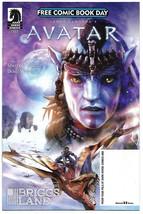 James Cameron Avatar #1 Free Comic Book Day FCBD Sherri Smith Doug Wheatley - $6.99