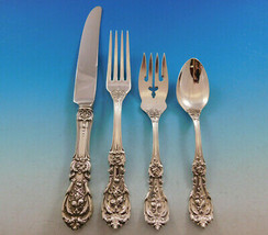 Francis I by Reed & Barton Sterling Silver Flatware Set Old Mark 49 Pieces - $3,250.00