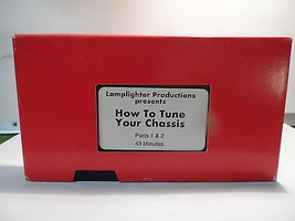 LAMPLIGHTER  HOW TO USE YOUR CHASSIS  PART 1 & 2   VHS VIDEO    USED    ... - $14.03