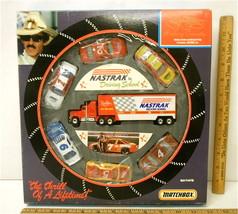 Vintage 1992 Nastrak Driving School Richard Petty Rodney Cooms  Matchbox NIB - $18.69