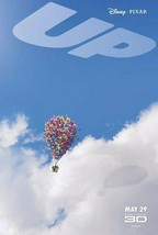 Disney Pixar UP 27x40 Movie Poster Authentic NEW-Box Shipping w/Tracking - $28.80