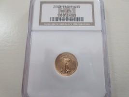 2003 , Eagle G5$  , MS 70 , NGC - $395.00