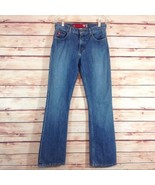 Guess Boot Cut Medium Wash Ladies Women's Jean Size 28 - $23.00