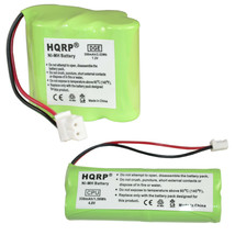 HQRP Battery Kit for Dt-Systems EDT-100 EDT-102 EDT-200 EDT-202 EDT-300 ... - $27.95