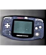Ninetendo Game Boy Advance System - $19.50