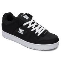 Mens Dc Manteca Tx Se Skateboarding Shoes Nib Black White (Bkw) - $63.74