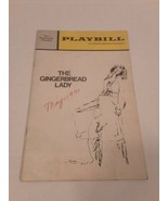 The GINGERBREAD LADY~ Playbill 1971 The Plymouth Theatre~ Maureen Staple... - $7.91