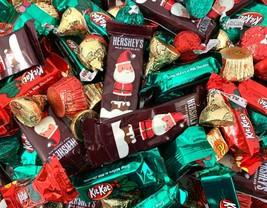 Hershey's Christmas Candy Assortment - Reese's, Kit Kat, Kisses, 3 Lbs - $22.30