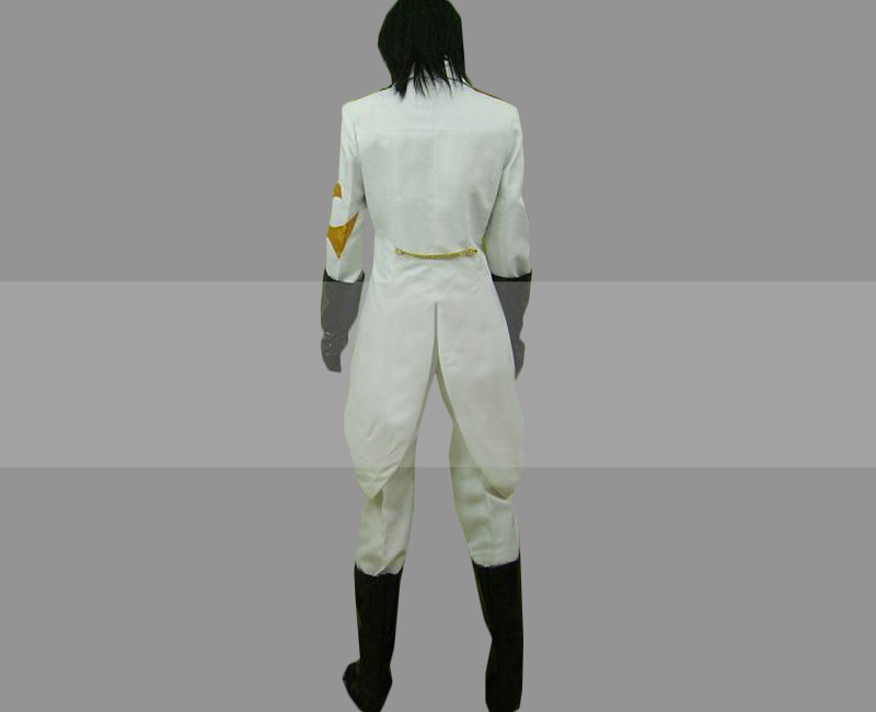 Code Geass R2 Luciano Bradley Cosplay Costume for Sale