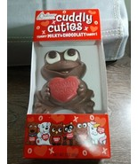 Palmer Cuddly Cuties Frog Chocolate Valentines Day Candy Figure 3 oz - $7.87