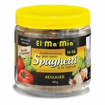 El Ma Mia H-16 Seasoning for Spaghetti Regular Meat Sauce 110g FRESH Fro... - $9.85