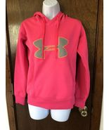 UnderArmour Cold Gear Pink Hoodie - Juniors XS - $15.00