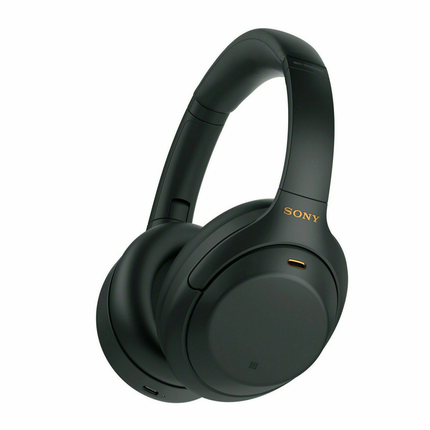 Sony WH-1000XM4 Over the Ear Noise Cancelling Wireless Headphones - Black #54 - $261.85