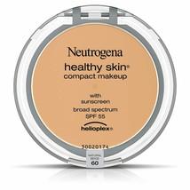 Neutrogena Healthy Skin Compact Lightweight Cream Foundation Makeup SPF 55 Beige - $14.00