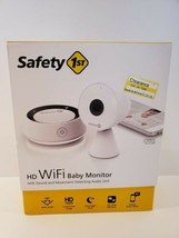 Safety 1st HD WiFi Streaming Baby Monitor Camera With Audio MO163 NEW OP... - £64.51 GBP