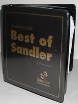 Best of Sandler Presidents Club Training 16 CD + 16 CD MP3 Smartphone Up... - $199.88