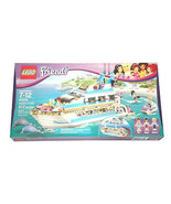 Lego friends Dolphin Cruiser  41015 Pre-owned instructions box 99% complete - $49.45
