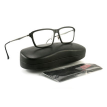 ef4a87f1275 Ray Ban Men  39 s Eyeglasses RX7038-2077 Black 55 16 135 Demo