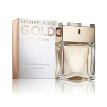 Michael Kors Gold Rose Édition 1 oz / 30 ML Eau de Parfum Spray pour Femmes Rare - $88.89