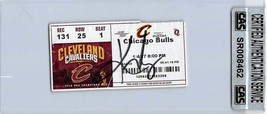 3 - Kyrie Irving Signed Autographed Game Tickets Cleveland Chicago Minne... - £41.60 GBP