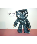 Black Panther Marvel Flexers Posable Plush Doll - BRAND NEW ! - $12.50