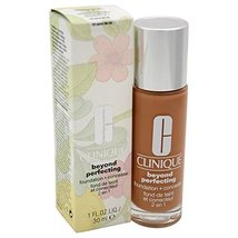 Clinique Beyond Perfecting Foundation + Concealer # 18 Sand (M-N), 1 Ounce - $34.60