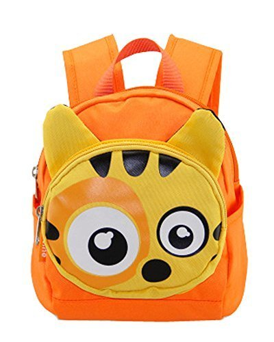 Star Fashion Infant Knapsack Toddle Backpack Kindergarten School Bag Palm Civet