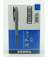Zebra Z7-N Liquid Ink Rollerball 0.7mm Binder Clip Pen 12/36 packs, Free... - $14.52+