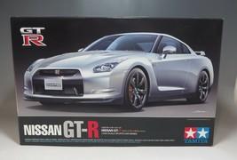 Tamiya 24300 1/24 Scale Model Sports Car Kit Nissan Skyline GT-R R35 - $59.39