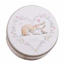 DRAGON SONIC Round Iron Box Wedding Candy/Cookies Gift Box Storage Tea C... - $15.37