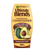 Garnier Ultimate Blends Avocado Damaged Hair Conditioner 360ml - $10.29
