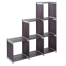 SONGMICS 3-tier Storage Cube Closet Organizer S... - $27.21