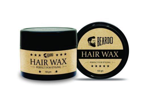 1 X NEW * Beardo  * Hair Wax - Perfect For Styling (100 gm)