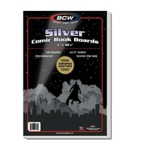 Ultimate Comic Book Collectors Package of 300 BCW Silver Comic Book Bags... - $57.24