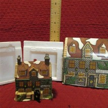 Dept 56 Charles Dickens Heritage Dedlock Arms Ornament 1994 Collector Ed MIB - $6.64